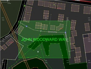 John Woodward Way After
