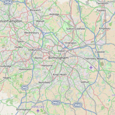 Mappa Mercia – OpenStreetMap in the West Midlands