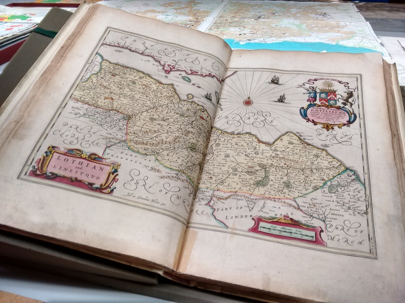 The Blaeu Atlas of Scotland, 1654 (view online)