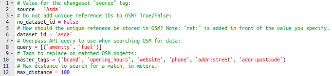 Conflation & Validation: OSM Conflator
