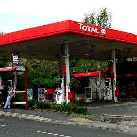 Q1 2018 mapping project: Petrol stations